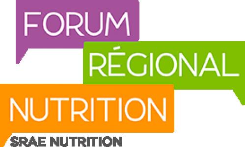 Logo Forum Régional Nutrition
