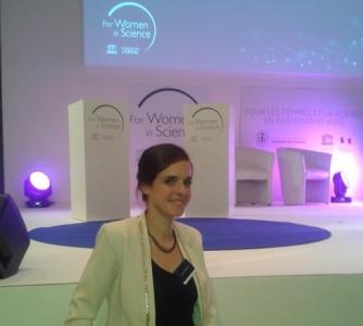 Aurélie Bourdon, doctorante à l'UMR PhAN (INRA/Université de Nantes)